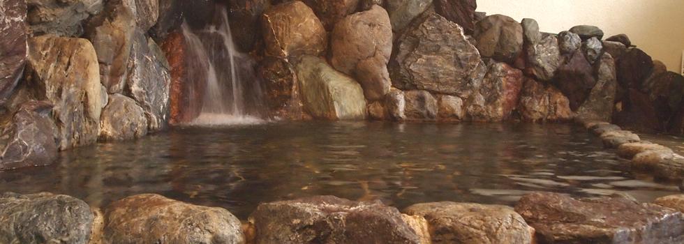癒しの温泉と